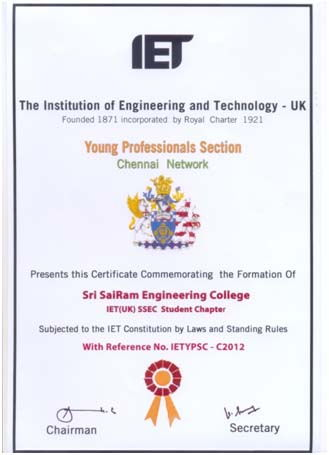 IETcertification